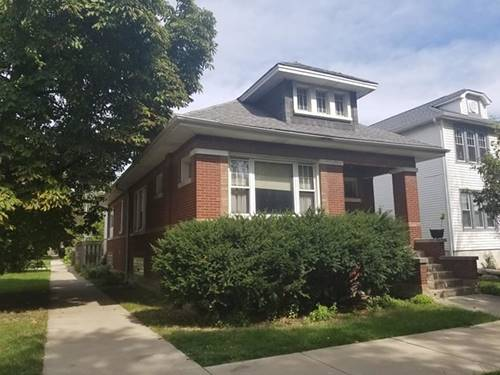 4466 W Wilson, Chicago, IL 60630 Mayfair