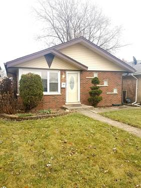 7945 Oak Park, Burbank, IL 60459