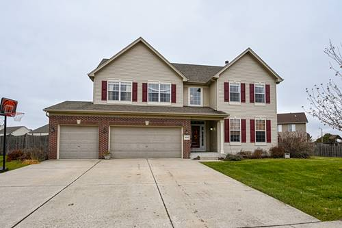 1604 Whisper Glen, Plainfield, IL 60586