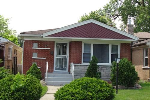 8548 S Calumet, Chicago, IL 60619 Chatham
