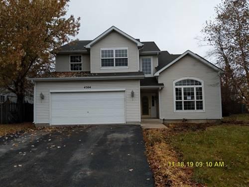 4304 Blackthorn, Plainfield, IL 60586