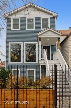 1714 N Sawyer, Chicago, IL 60647 Logan Square