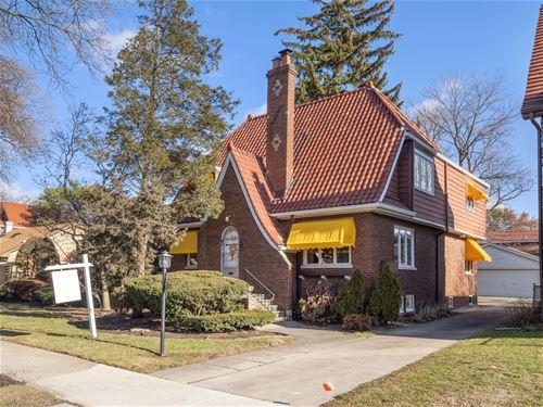 1517 S Prospect, Park Ridge, IL 60068