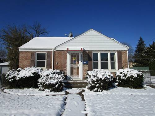 9734 Reeves, Franklin Park, IL 60131