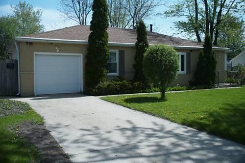 190 Carthage, Hoffman Estates, IL 60169