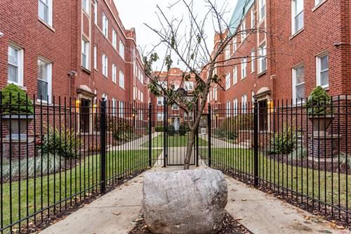 1342 W Estes Unit 3N, Chicago, IL 60626 Rogers Park