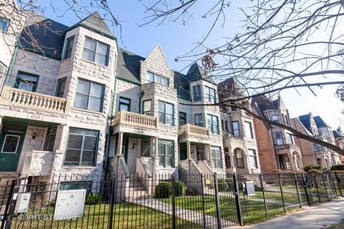 4531 S Ellis Unit 2, Chicago, IL 60653 Kenwood