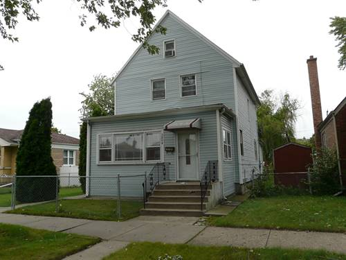 3804 W 82nd, Chicago, IL 60652 Ashburn
