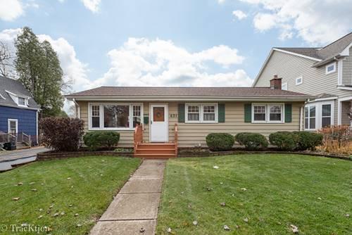 421 Davis, Downers Grove, IL 60515