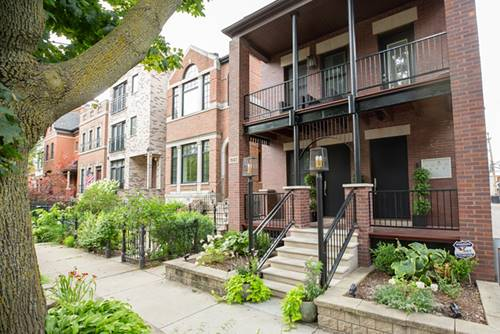 1543 W George, Chicago, IL 60657 Lakeview