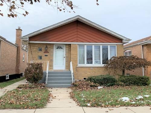 5834 S Mayfield, Chicago, IL 60638 Garfield Ridge