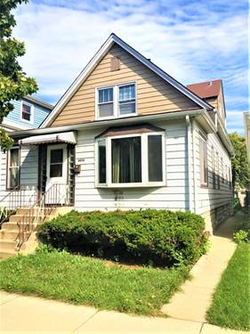 6616 W George, Chicago, IL 60634 Montclare