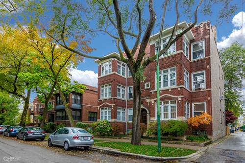 1416 W Rosemont Unit 1, Chicago, IL 60660 Edgewater