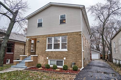 10547 S Church, Chicago, IL 60643 East Beverly