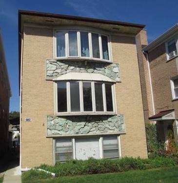 5726 W Lawrence, Chicago, IL 60630 Jefferson Park