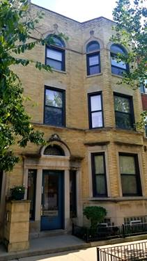 909 N Campbell, Chicago, IL 60622 Humboldt Park