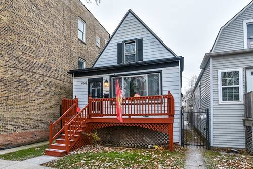 4646 W Warwick, Chicago, IL 60641 Old Irving Park