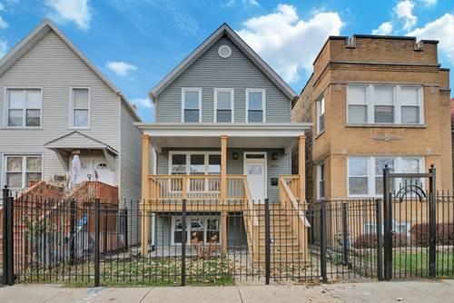 3808 N Whipple, Chicago, IL 60618 Irving Park