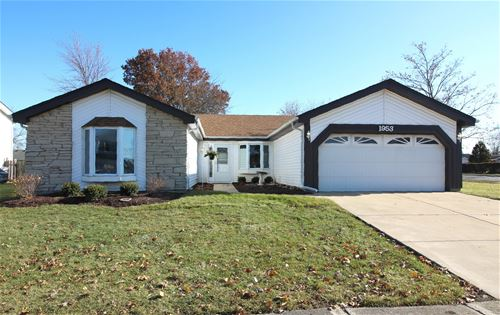 1953 Towner, Glendale Heights, IL 60139