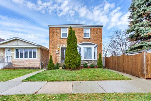 3764 N Oconto, Chicago, IL 60634 Belmont Heights