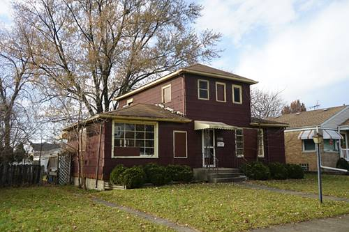 2912 Elder, Franklin Park, IL 60131
