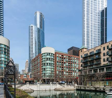 480 N Mcclurg Unit 801, Chicago, IL 60611 Streeterville