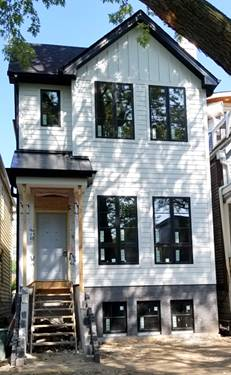 1219 W Roscoe, Chicago, IL 60657 West Lakeview