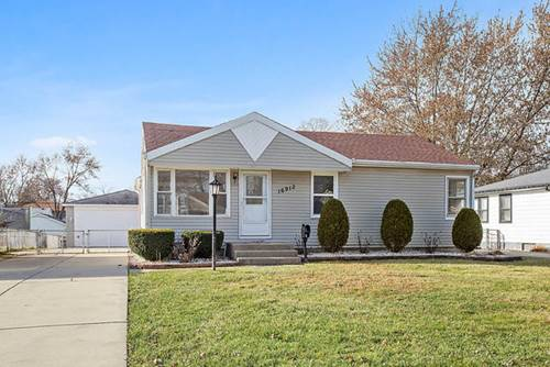 16912 Forest View, Tinley Park, IL 60477