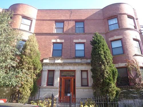 3839 N Wilton Unit 1, Chicago, IL 60613 Lakeview