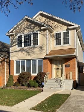 5617 S Melvina, Chicago, IL 60638 Garfield Ridge