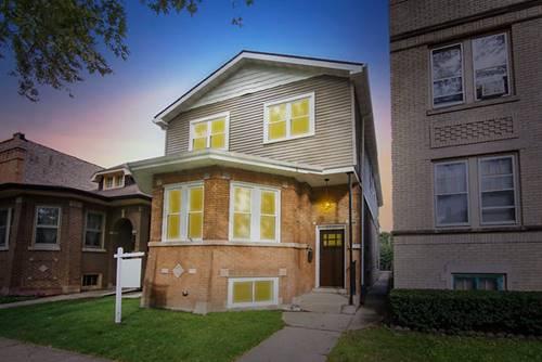 5809 N Washtenaw, Chicago, IL 60659 West Ridge