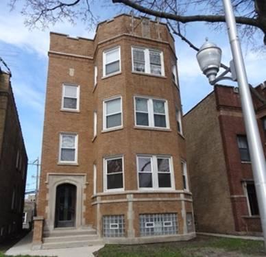 6332 N Fairfield Unit 2, Chicago, IL 60659 West Ridge