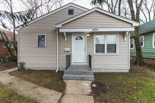 405 S Lewis, Waukegan, IL 60085