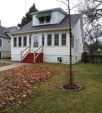 1205 N Hickory, Joliet, IL 60435