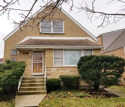 6943 W Summerdale, Chicago, IL 60656
