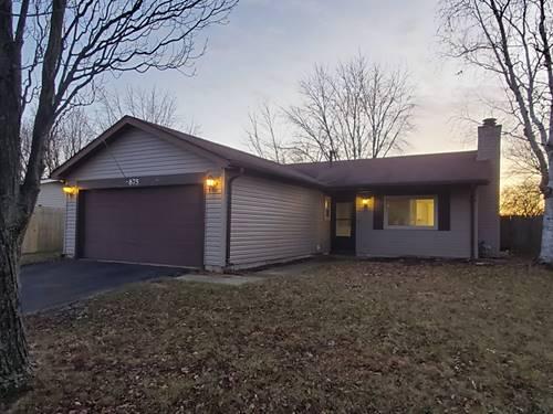 875 Camden, Aurora, IL 60504