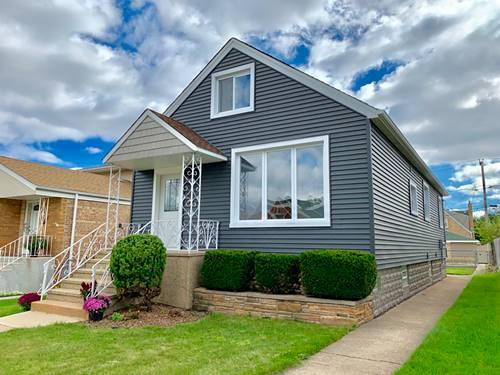 5319 S Natchez, Chicago, IL 60638 Garfield Ridge