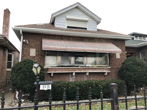 8436 S Vernon, Chicago, IL 60619 Chatham