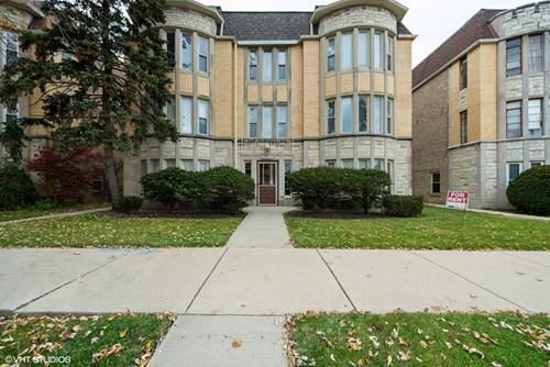 6654 W Devon Unit 1W, Chicago, IL 60631 Norwood Park