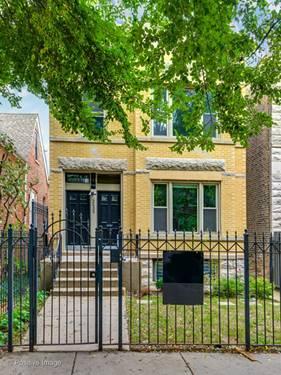2635 N Richmond, Chicago, IL 60647 Logan Square