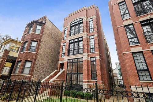 3251 N Kenmore Unit 1, Chicago, IL 60657 Lakeview