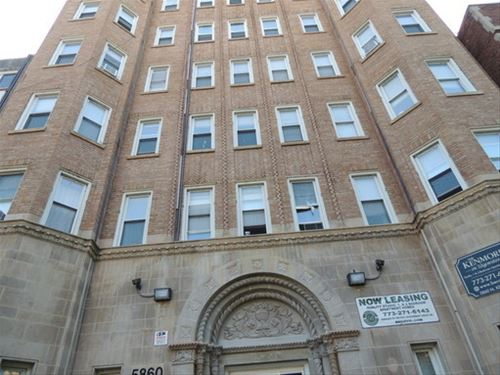 5860 N Kenmore Unit 407, Chicago, IL 60660 Edgewater