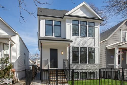 2504 N Campbell, Chicago, IL 60647 Logan Square