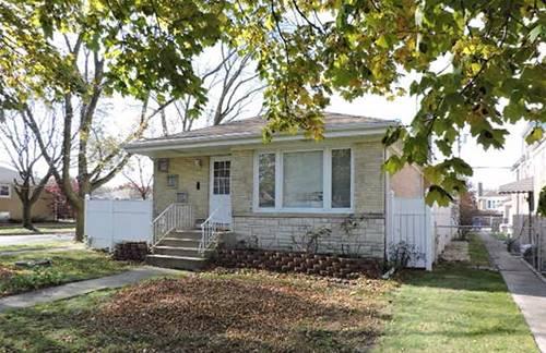 5000 N Natchez, Chicago, IL 60656 Norwood Park