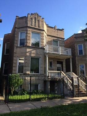 3353 W Evergreen, Chicago, IL 60651 Humboldt Park