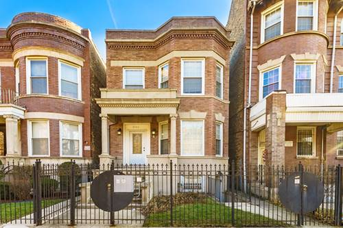 5727 S Michigan Unit G, Chicago, IL 60637 Washington Park