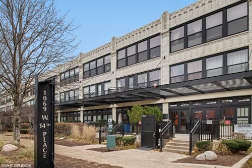1069 W 14th Unit 332, Chicago, IL 60608 University Village / Little Italy