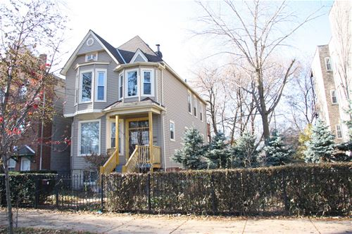 1634 N Humboldt, Chicago, IL 60647 Logan Square