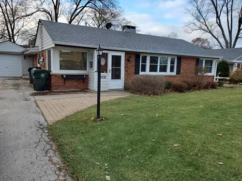 2391 Farrell, Park Ridge, IL 60068