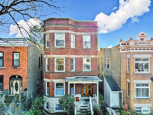 1643 W Carmen, Chicago, IL 60640 Ravenswood